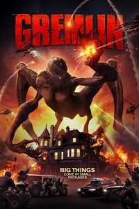 Gremlin 2017 English Movie DVDScr 1.4GB