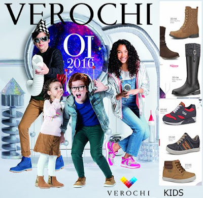 zapatos verochi kids otoño invierno