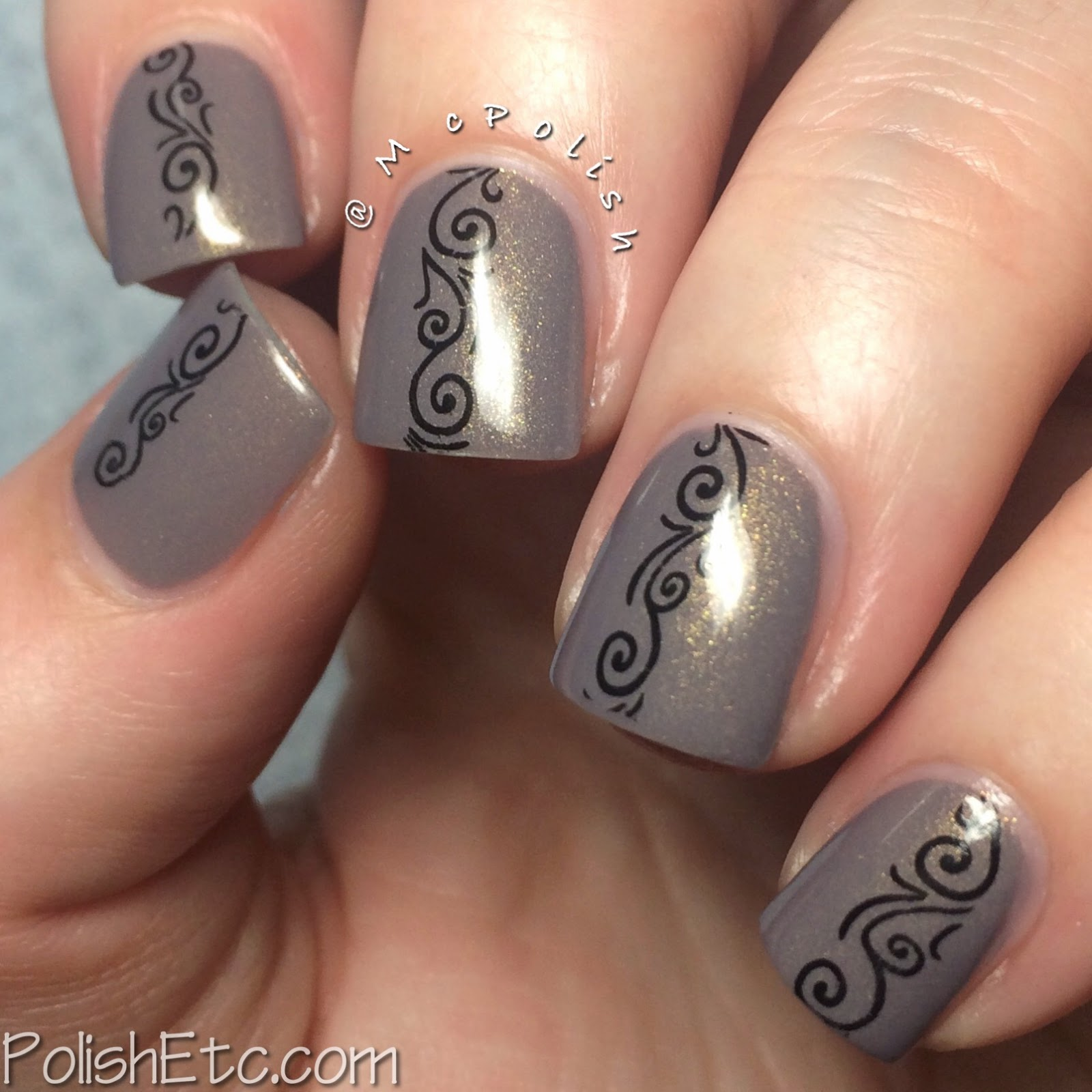 Born Pretty Store Water Decals - Beauty Woman Victoria's Favorite - McPolish