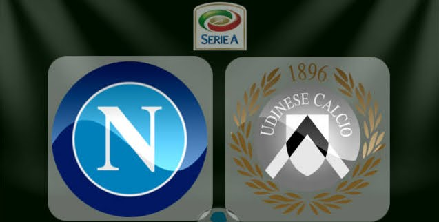 NAPOLI UDINESE Streaming Gratis Online: info Facebook YouTube, dove vederla con cellulare iPhone Android