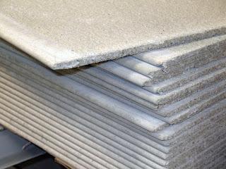 Plafon GRC(Glassfiber Reinforced Cement Board)