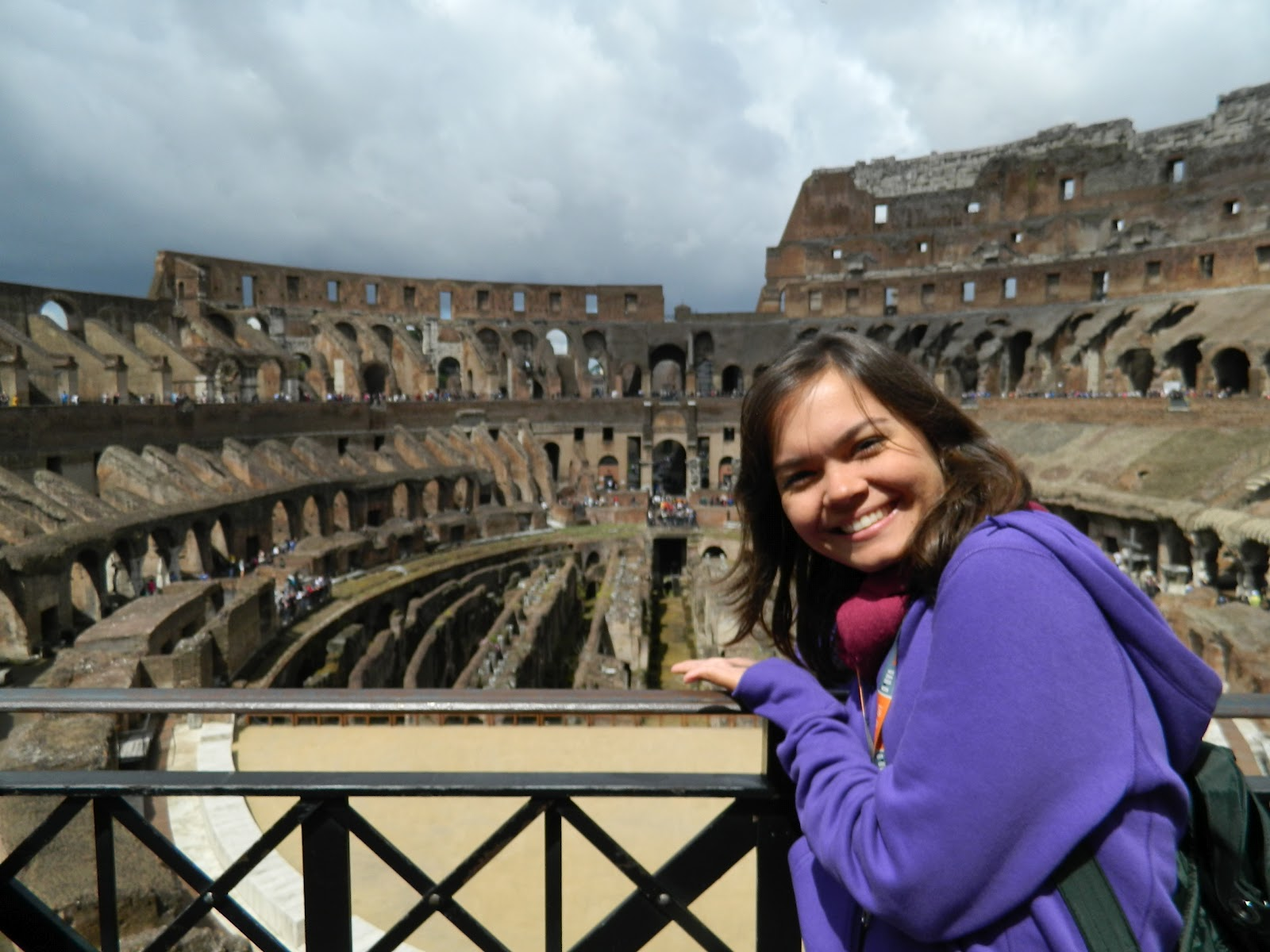 Passeando - Dicas de Viagem e Passeios  Passeando em Roma    Coliseu ... ddb676e662811