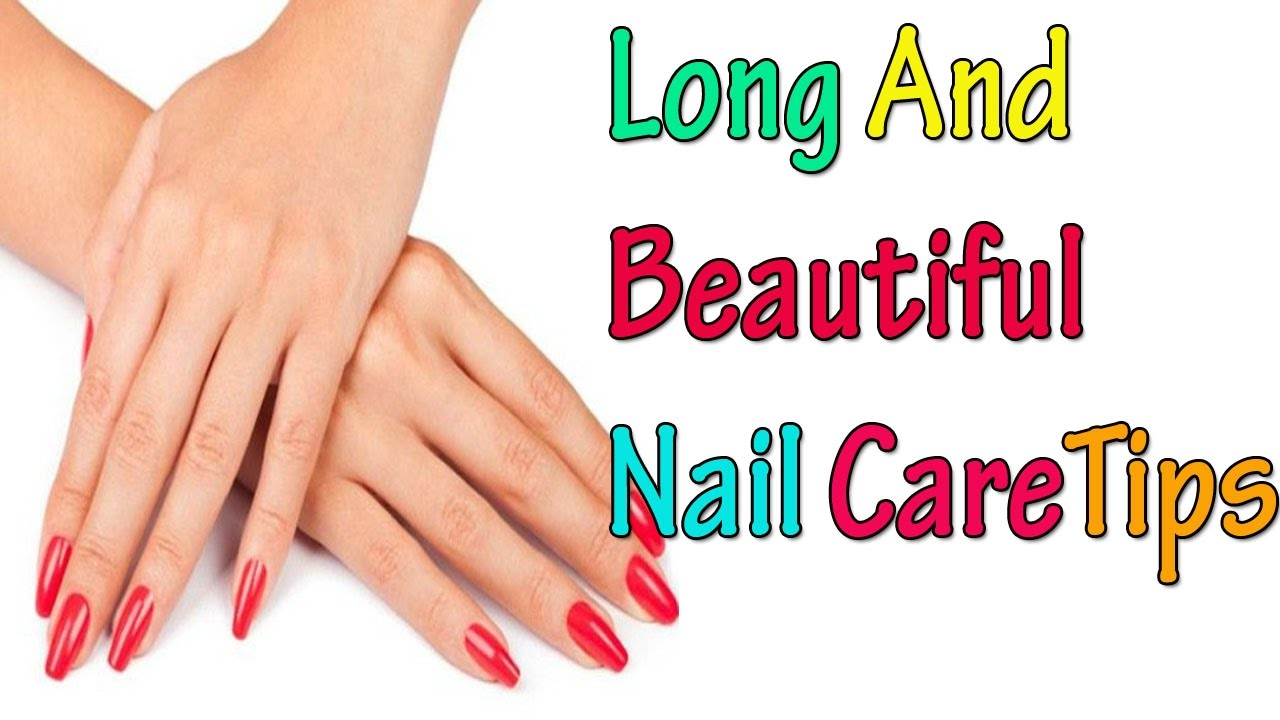 Health Success: Nails Care Tips And Tricks