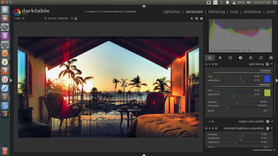 Install Darktable Latest Version Stable Ubuntu / Linux Mint