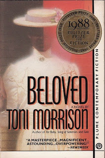 InTori Lex, Book Recommendations, Women's History Month, Beloved, Toni Morrison