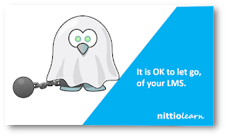 It is OK to let go, of your LMS.