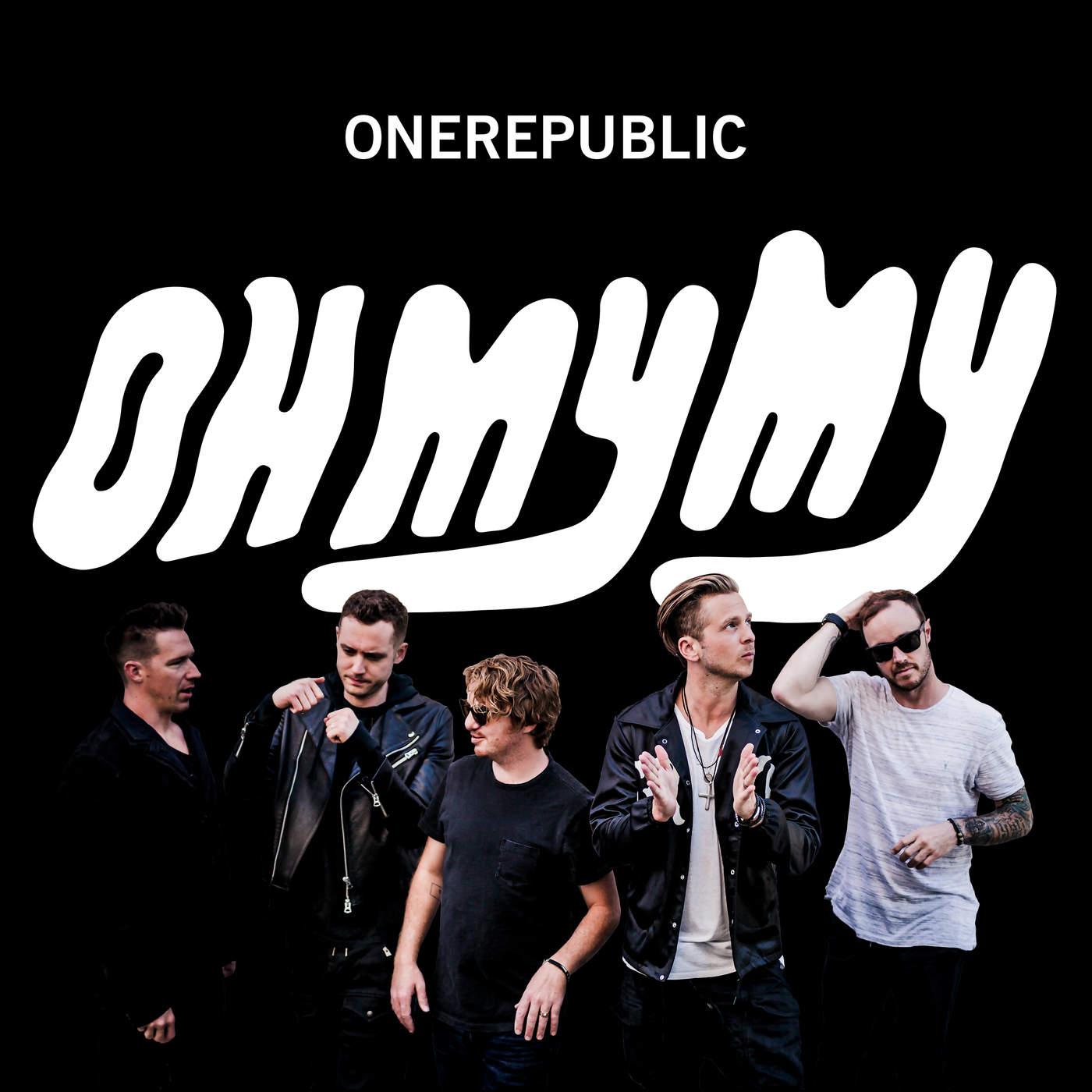 OneRepublic - Oh My My (Deluxe) Cover