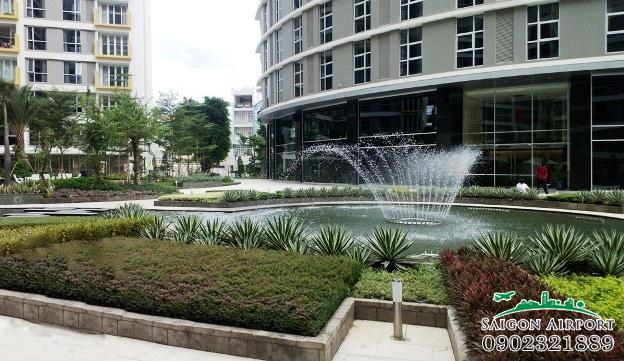 cho thuê căn hộ Saigon Airport Plaza