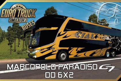 Paradiso G7 1800 DD 6×2 Volvo