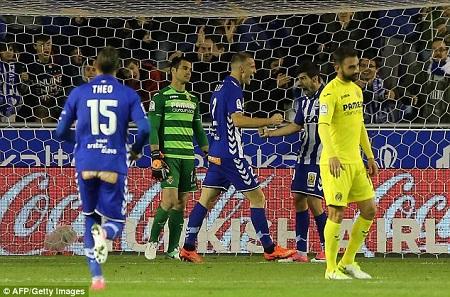 Assistir Villarreal x Alavés ao vivo 10/02/2018 - Campeonato Espanhol