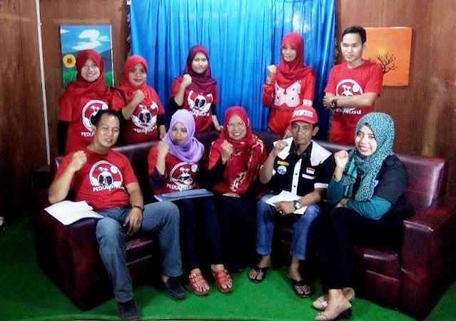 Talkshow TV Lembang, Supardi Idris, Sebut, PiS.Com ,Tempat Berkumpulnya ,Orang-Orang, Peduli Selayar