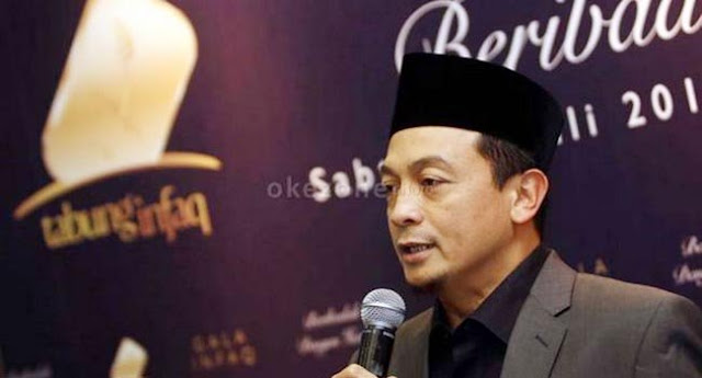 Jenderal Tito Semprot Bachtiar Nasir Bilang Ini Ustadz Nggak Cerdas, Parah Ternyata Gara-gara Ini....