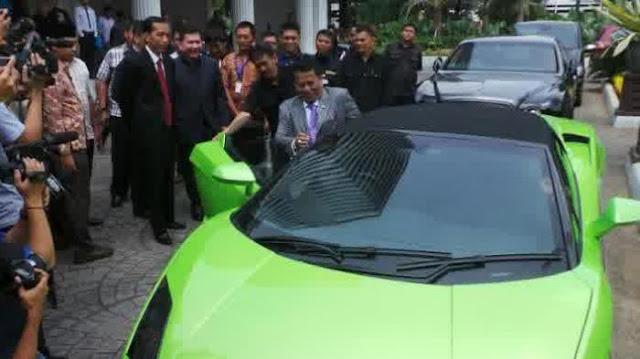Hotman Paris Buat Sayembara! Untuk Tuntaskan Sidang Jessica, Ia Akan Hadiahkan Lamborghini Senilai Rp 12 Miliar