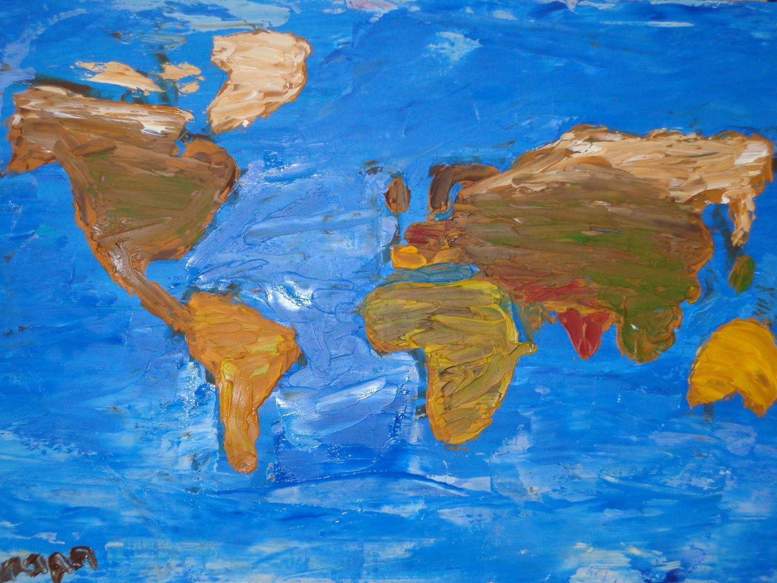 continent avant séparation