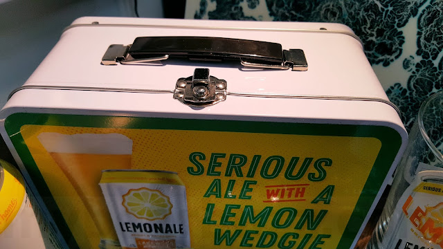 Mybeerbuzz .com Highlights Lakewood Brewing Lemonale