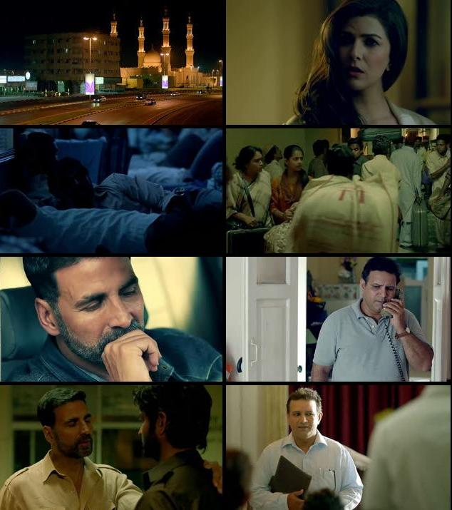 Airlift 2016 Hindi 480p BluRay