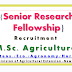 SRF Recruitment in IARI Division of Agricultural Extension