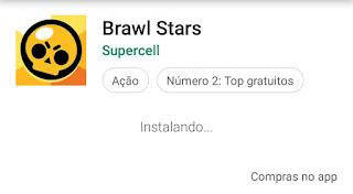 Como abrir o game Brawl Stars