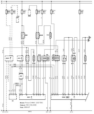 air       conditioning       Ford       Focus    CMax 20   Wiring    Diagrams   Cars