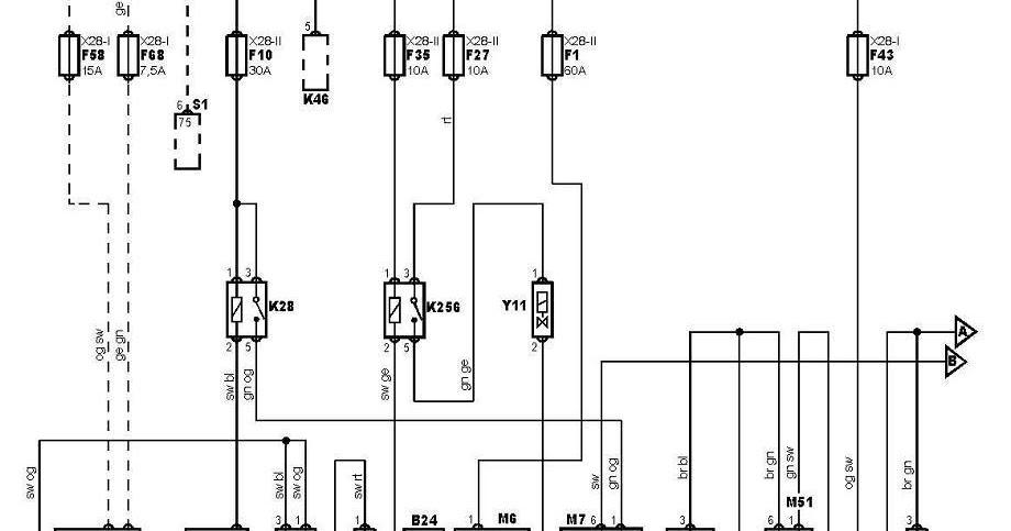 blue engine coolant blue circuit diagrams