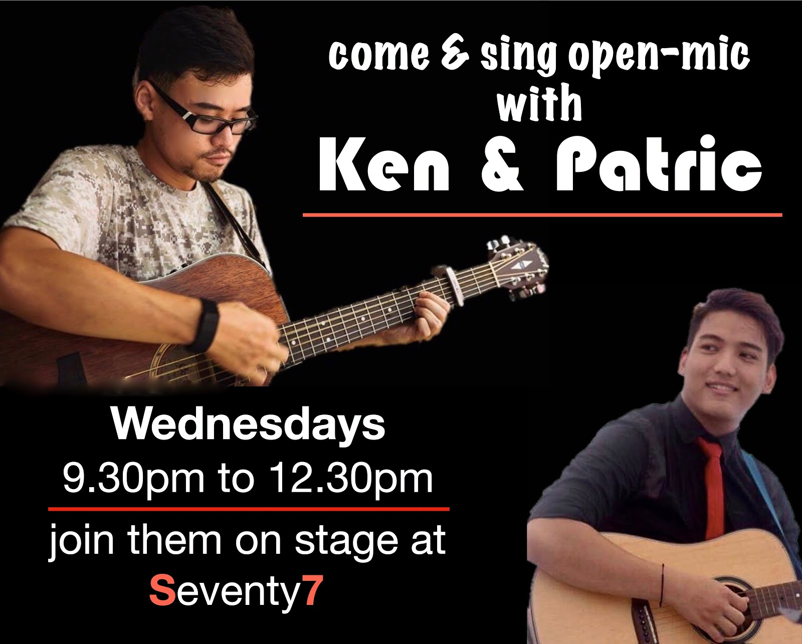 Wednesdays - OpenMic Night