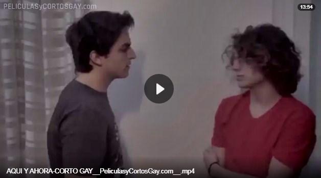 CLIC PARA VER VIDEO Aquí y Ahora - CORTO GAY - Argentina - 2018