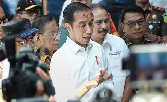 Jokowi Kalahkan Suara Prabowo di Kampung Halaman Ahok