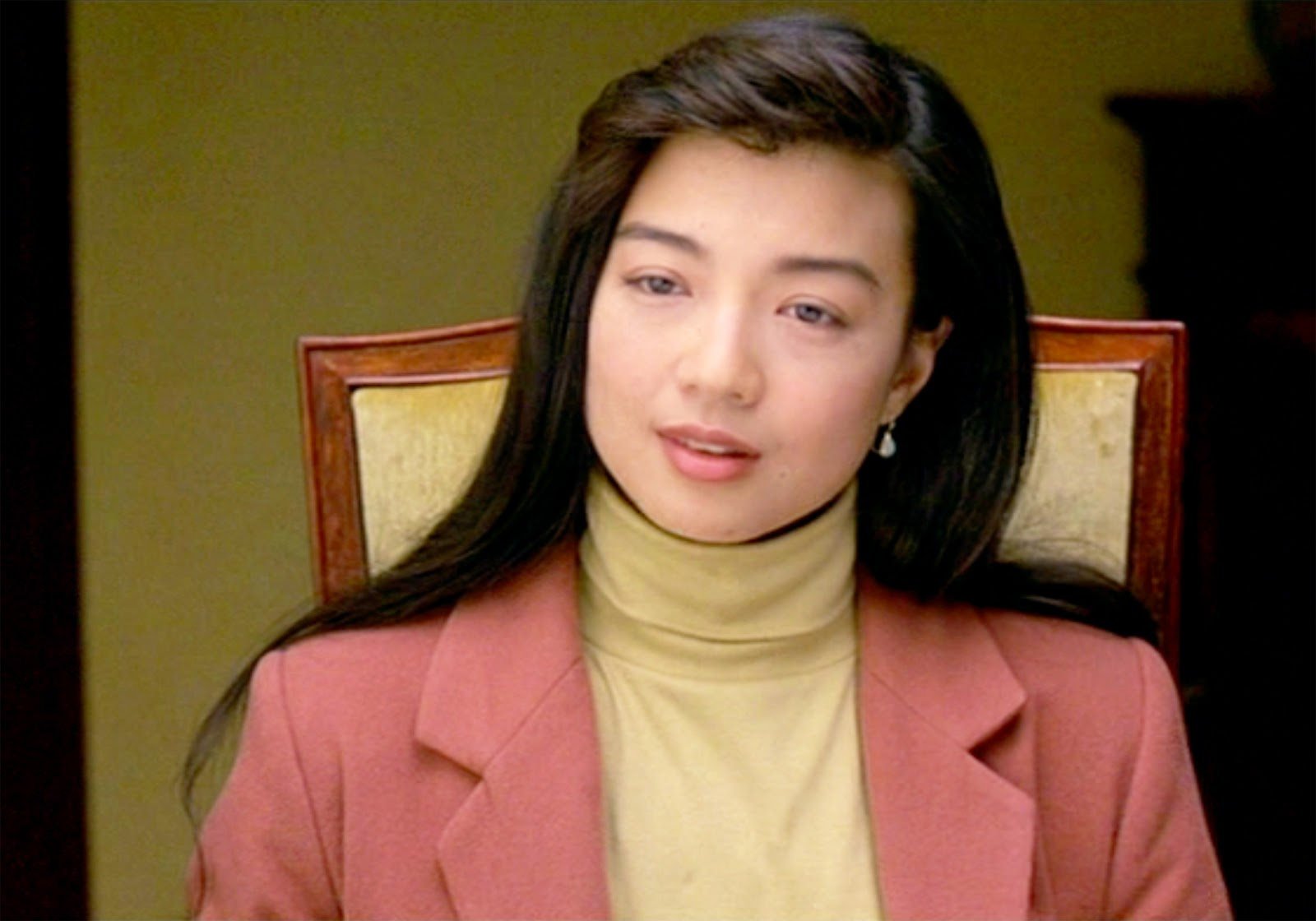 Suyuan Woo of The Joy Luck Club