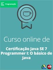 Certificação Java - Trilha Alura