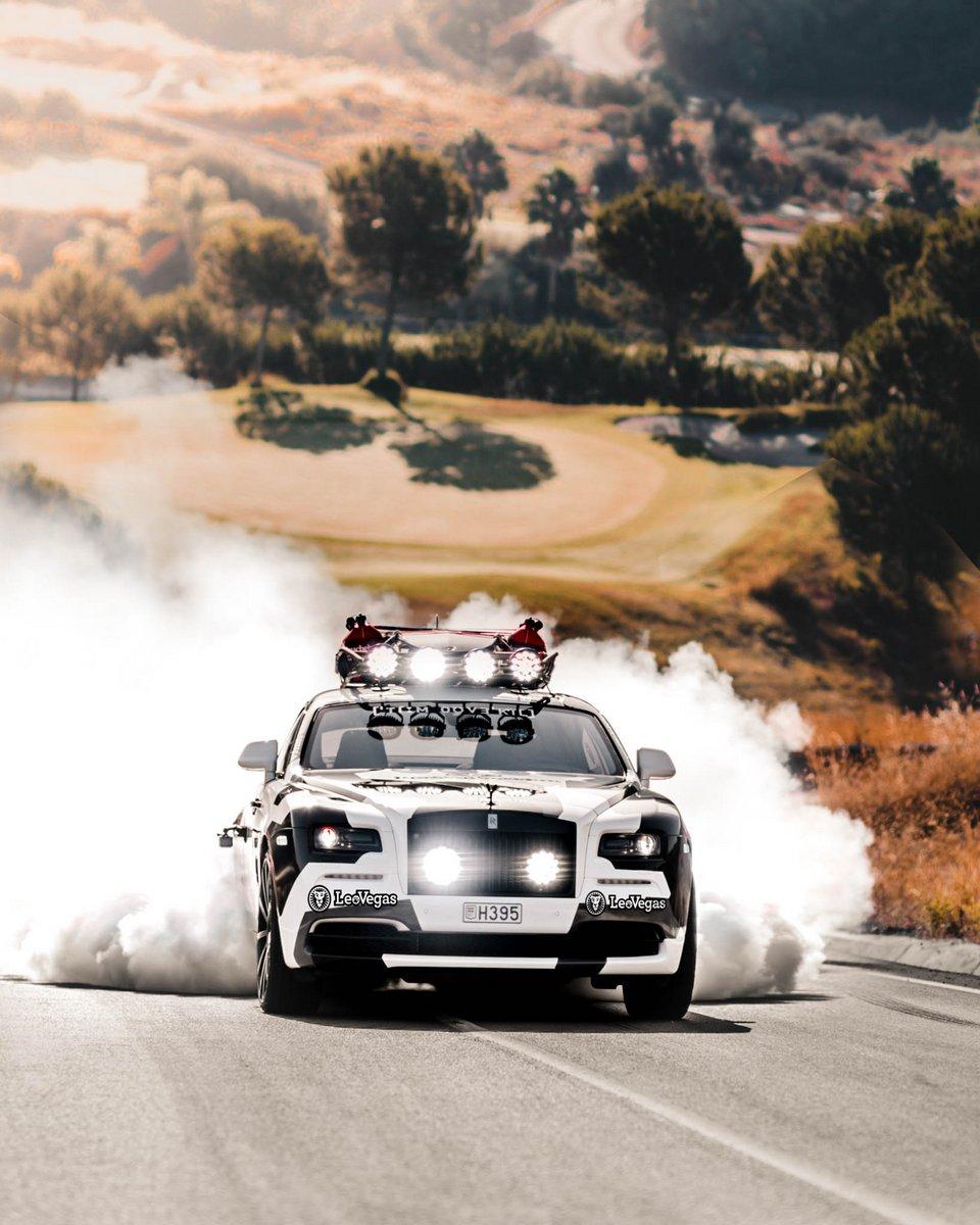 Rolls Royce Wraith 0 60 >> Jon Olsson Unveils His 810 HP Rolls-Royce Wraith | Carscoops