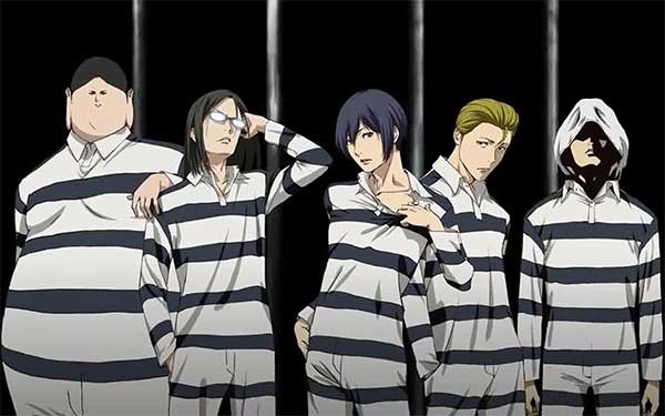Prison school hard ecchi anime