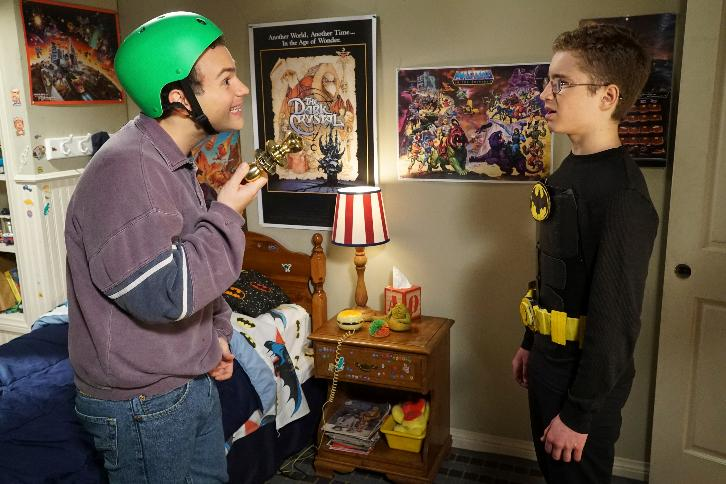 The Goldbergs - Episode 4.20 - The Dynamic Duo - Promotional Photos & Press Release