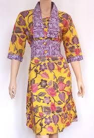 Pakaian Batik Untuk Pesta Modern