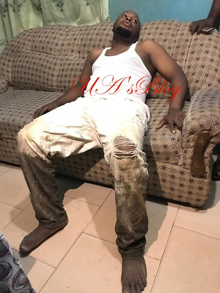 Osun PDP Candidate Escapes Assassination, Hides In Bush For Two Hours (Photos)