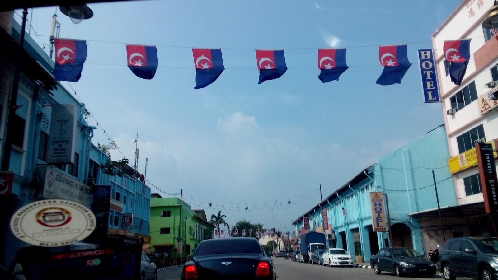 gambar bendera malaysia dan maksud