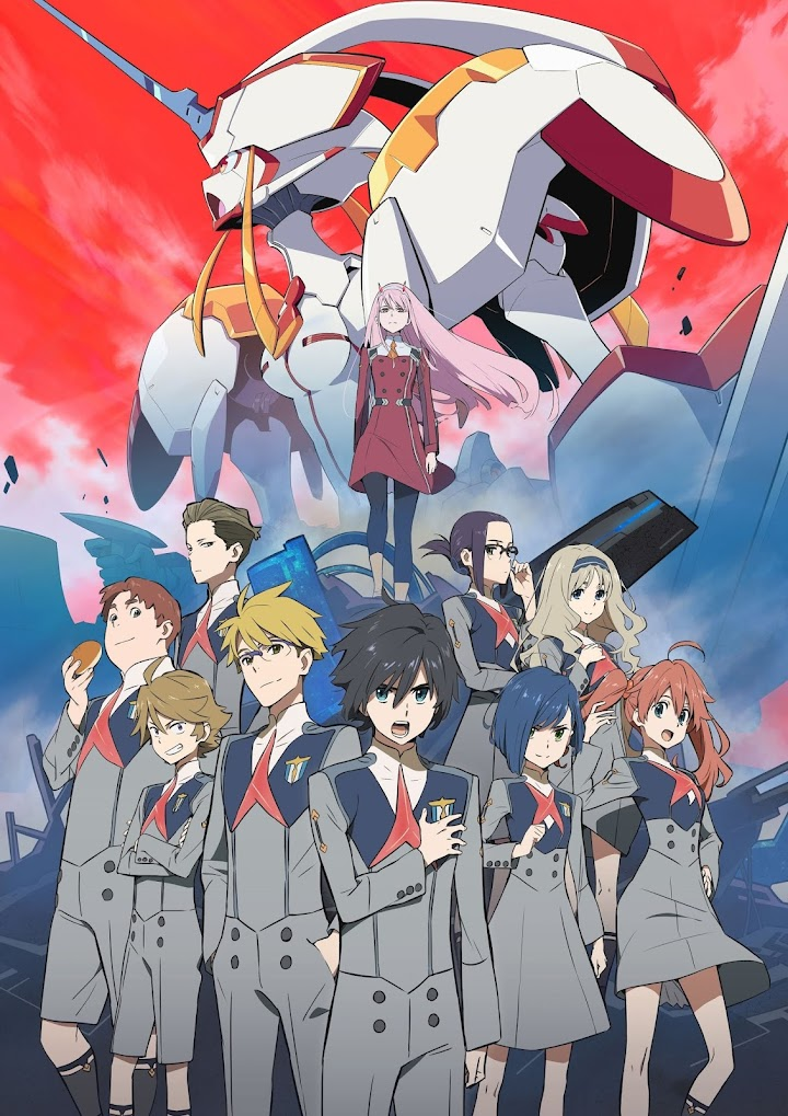 Darling in the FranXX BD Subtitle Indonesia Batch