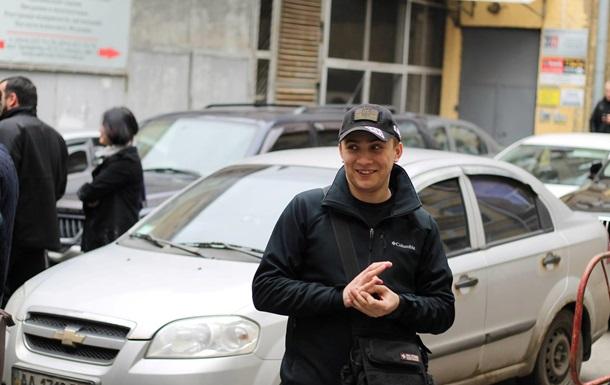 В Одесі стріляли в екс-лідера Правого сектора