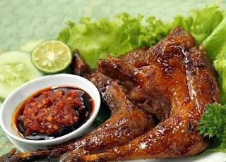 Resep Ayam Bakar Kalasan Dengan Sambal Ulekan Spesial