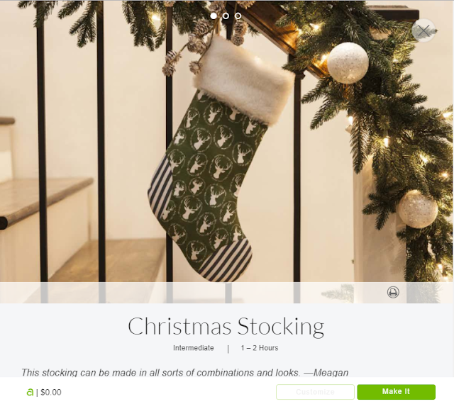 Create your own CUSTOM stockings with Cricut!