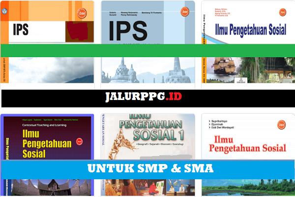 Buku Paket IPS SMP dan SMA Lengkap