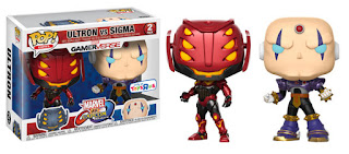Pop! Games: Marvel vs. Capcom: Infinite Ultron vs Sigma TOYS 'R US