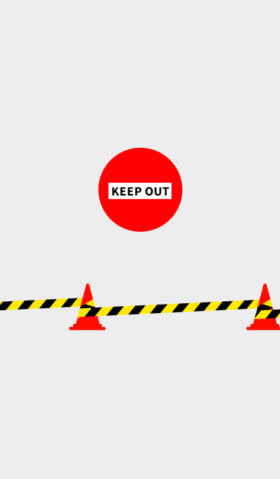 KEEP OUT ~Regulation line~