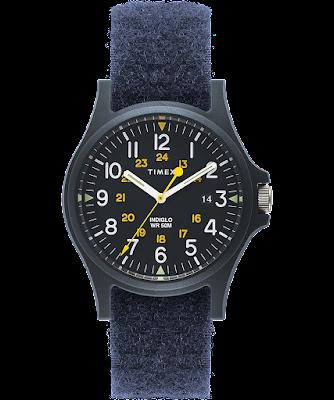 Timex Acadia 40 mm Velcro