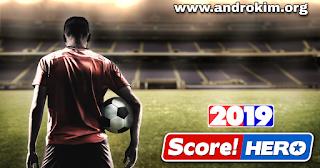 تحميل لعبة Score Hero 2019 مهكرة للاندرويد اخر اصدار 2.03 / Download Score Hero 2019 Android