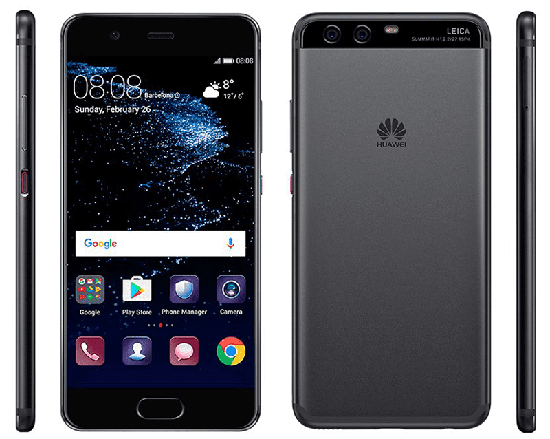 rd largest smartphone maker is cook to demo the P MWC 2017: Huawei P10 YouTube Livestream Announced!