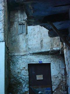 lo castellá, lo castellà, barrio, Beceite, Beseit, casco antiguo de Beceite 8