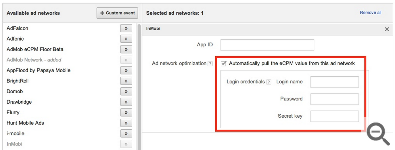 Ad-network-Settings-ScreenShot