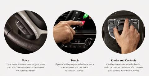 CarPlay Controls