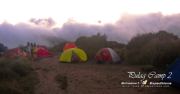 Camping at Pulag's Clouds - Schadow1 Expeditions