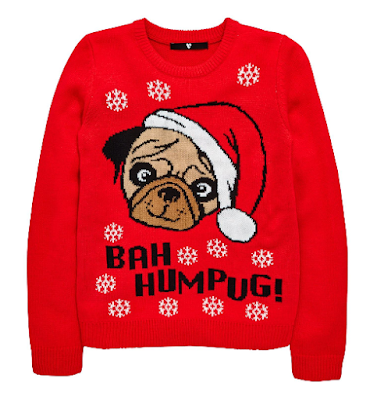 Bah Humpug Christmas Jumper